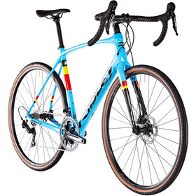 Ridley Bikes Kanzo Speed 105 Mix HD belgian blue/black
